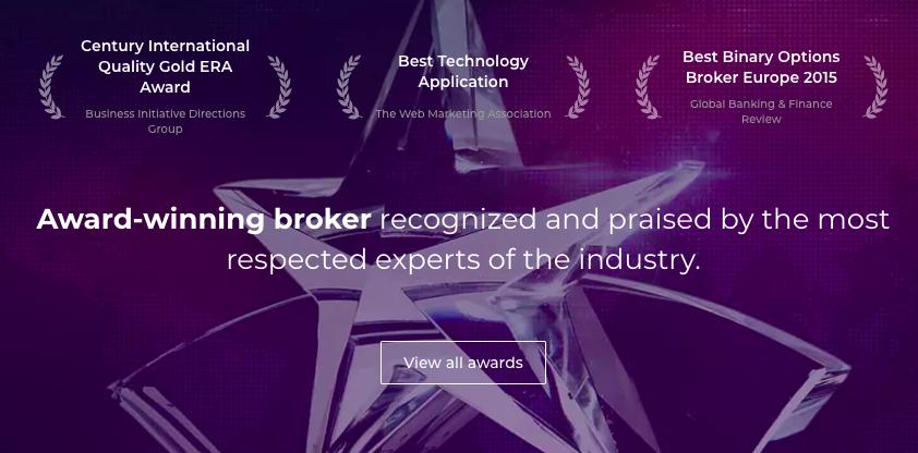 IQ Option Forex broker review