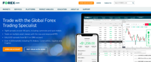 Forex.com FX broker review