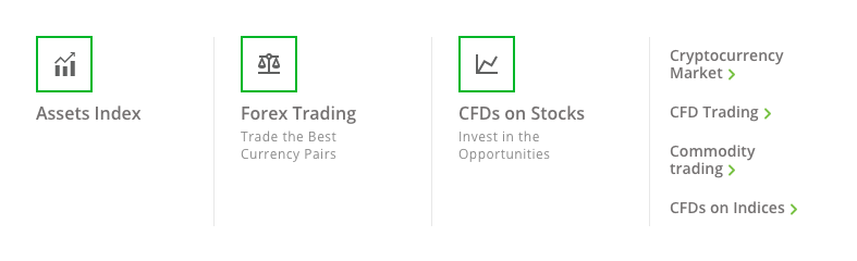 Oinvest tradings instruments review