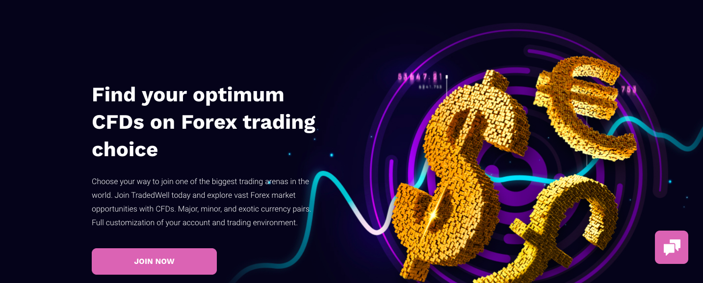Forex trading at Tradedwell reviewed