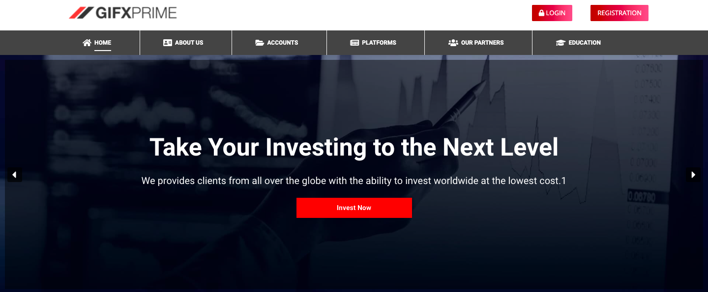 reviewing FX broker Gifx Prime