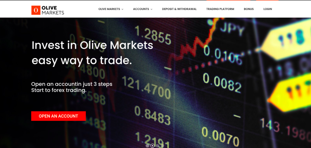 olive markets review