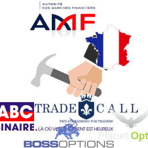 AMF Blacklists Binary Options Brokers