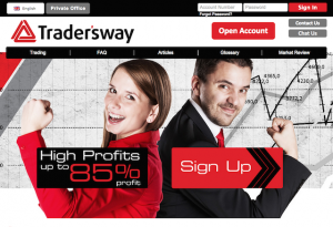 Trader's Way - Top of Home page